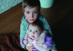 Lian mit Milena